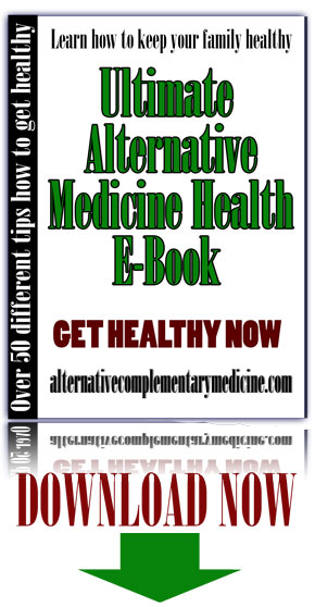 alternative complementary medicine ultimate health ebook