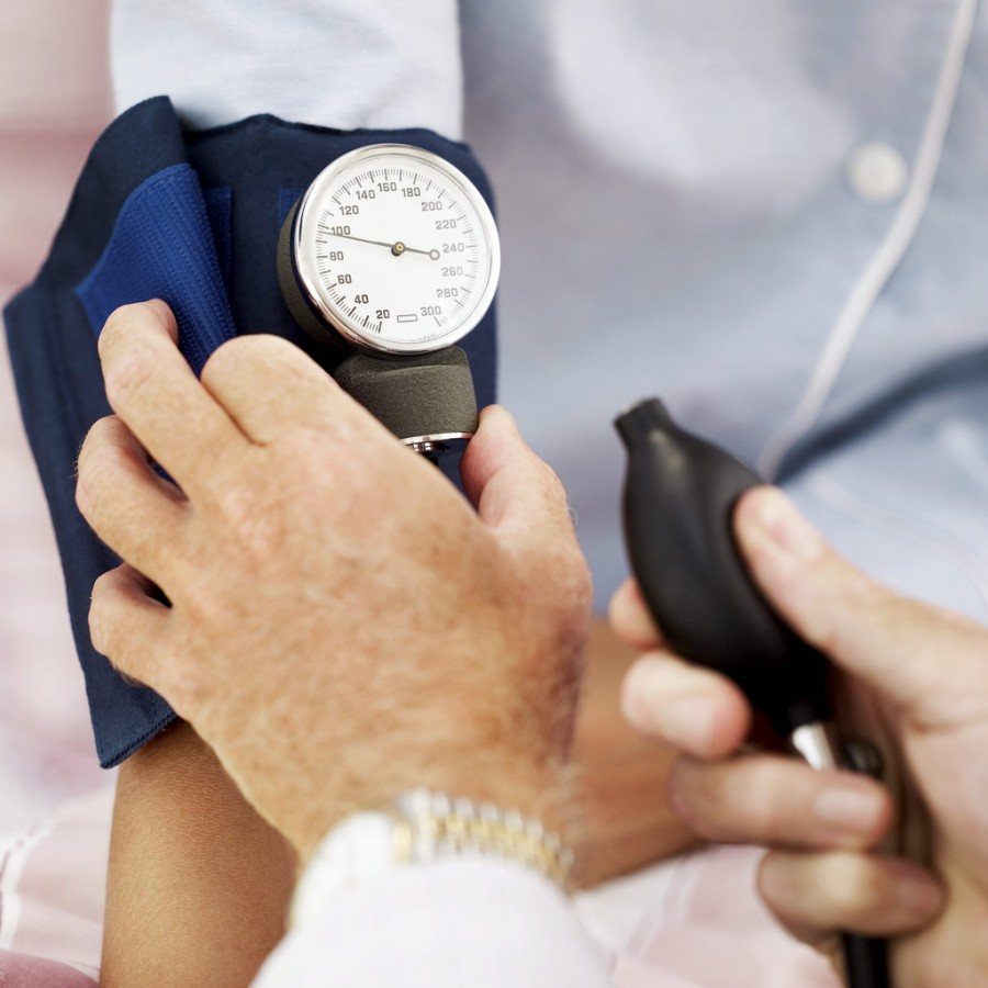 Blood pressure raises on Mondays