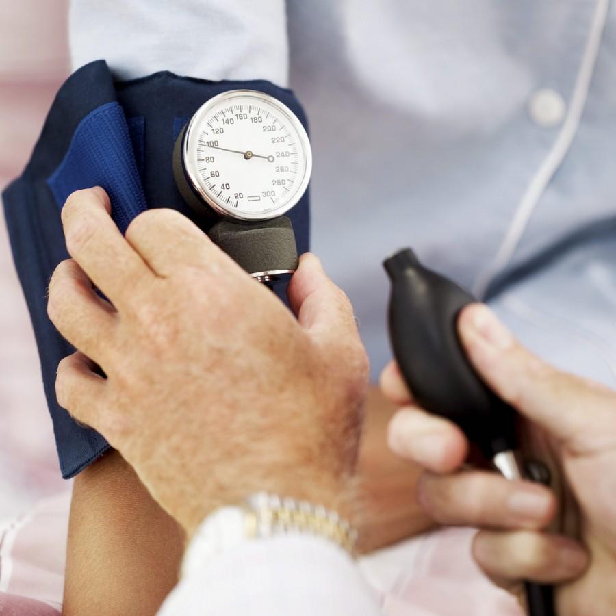 Blood pressure raises on Mondays