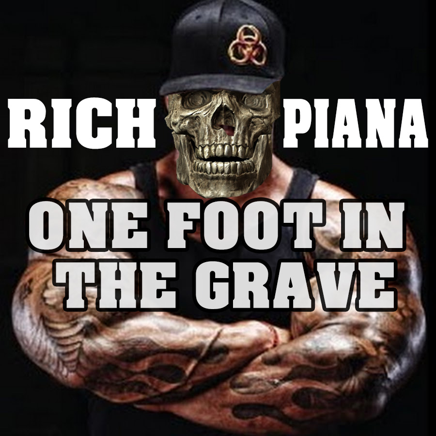 Rich Piana Has Serious Health Problems