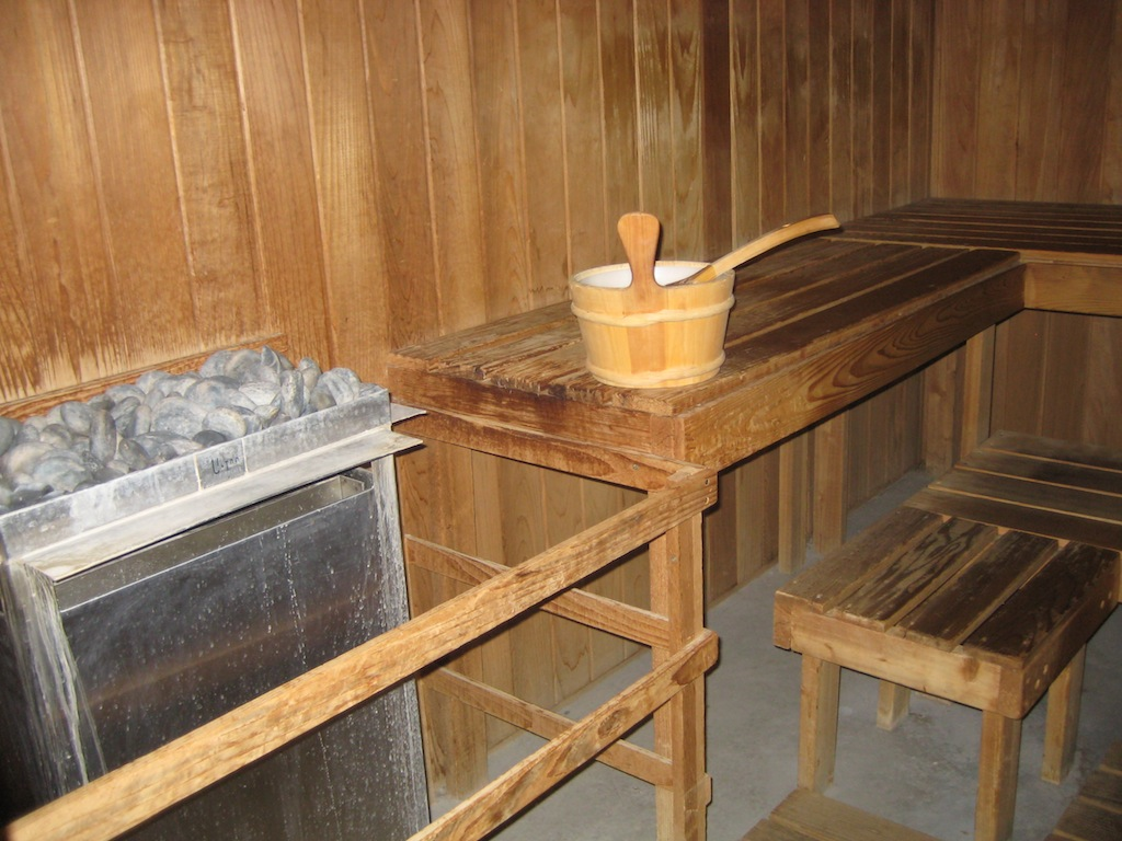 Sauna Detox WIth Niacin